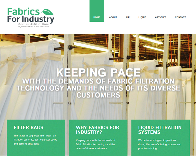 Fabrics for Industry