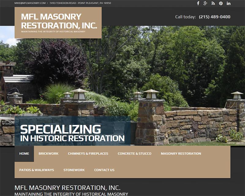 MFL Masonry Restoration