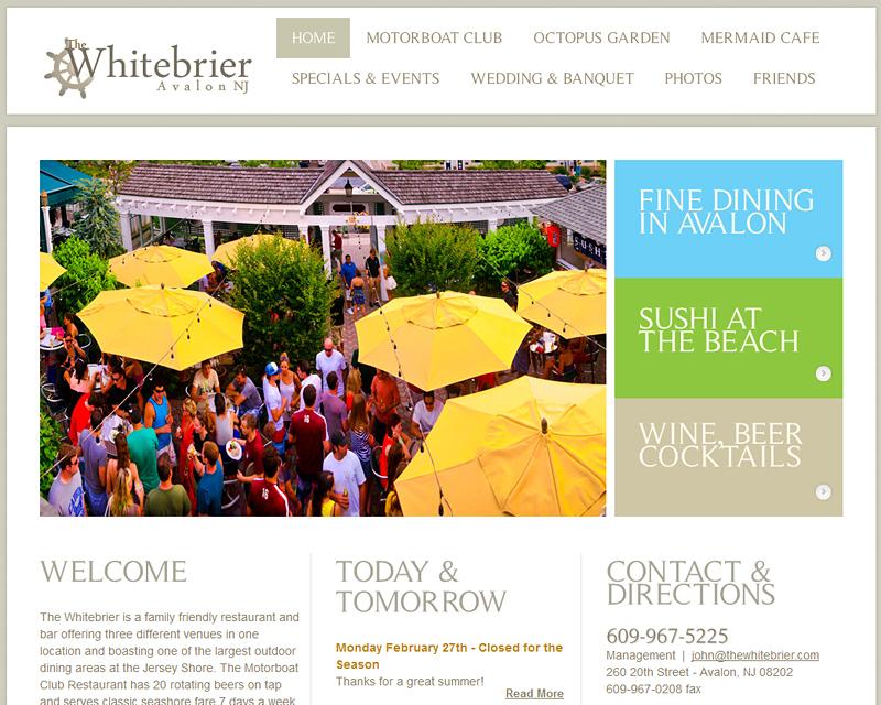 Whitebrier Restaurant & Bar