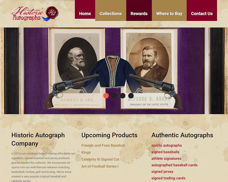 Historic Autograph Company