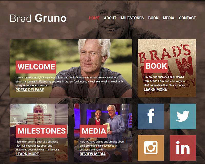 Brad Gruno - Doylestown, PA