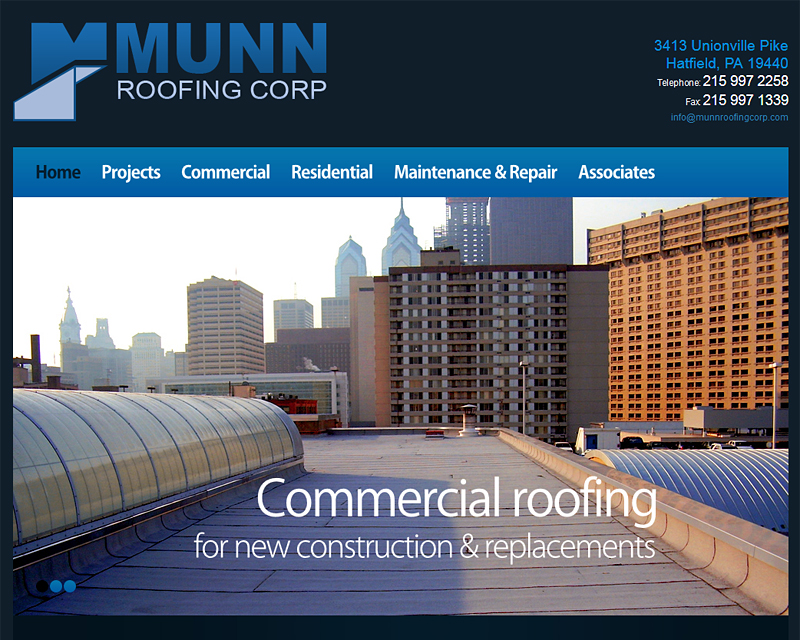 Munn Roofing - Bucks County, PA