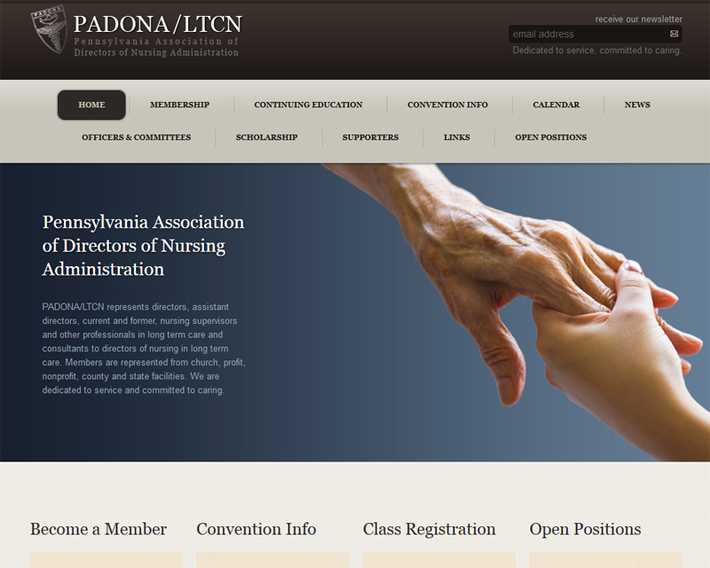 PADONA Nursing Education