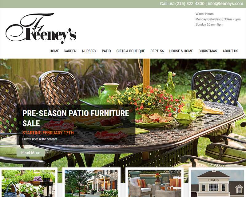 Feeney's Nursery & Garden Center
