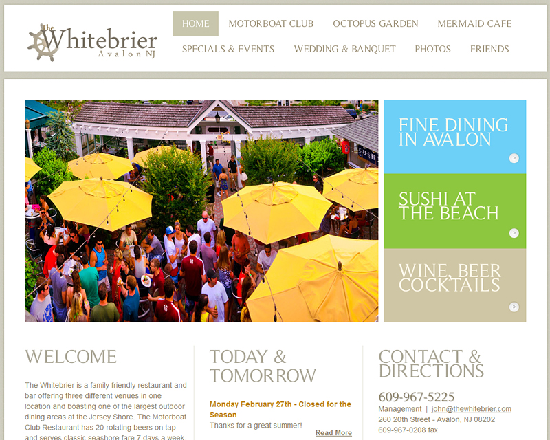 Whitebrier Restaurant & Bar