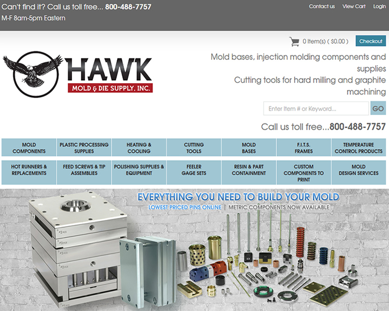 Hawk Mold & Die Supply