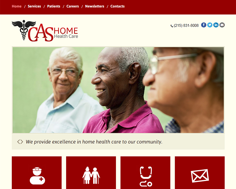 CAS Home Health Care